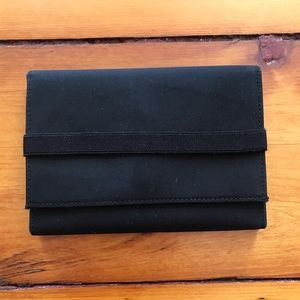 Microfiber Trifold Compact Wallet..